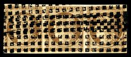 O N°1, 10c Bistre En Bande De Trois Horizontale, Oblitération Gros Points, TB (signé/certificat)   Qualité: O   Cote: 17 - 1849-1850 Ceres