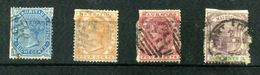 LOT TIMBRES ILE MAURICE OBLITERES - Timbres