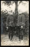 Photo Ancien / Militair / Soldats / Soldiers / Twin Brothers (?) / Jumeaux (?) / Albert & Paul Defillet - Guerra, Militares