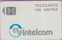 Télécarte Cameroun °° 100 Unités Intelcam - Sc4 - Ge 43699  *  TBE - Cameroun