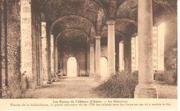 Montigny-le-tilleyul - CPA - Ruine De L'Abbaye D'Aulne - Le Refectoire - Montigny-le-Tilleul