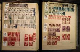 ** 1900/1943, Poste: Stock Equilibré Classé En Album Moc, Idéal Pour Détail Et Vente Sur Internet. SUP    Qualité: **    - Collections