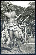 Cpsm Polynésie Expédition Marcel Talbot -- Iles Et Atolls Du Pacifique -- Guerriers Fêtes Du 14 Juillet  SEP17- 88 - French Polynesia