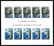 ** Blocs Et Feuillets N°14a, Europa 1978 Non Dentelé. TB   Qualité: **   Cote: 540 Euros - Blocks & Sheetlets