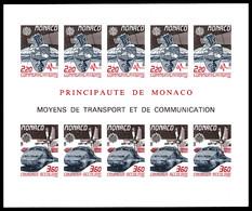 ** Blocs Et Feuillets N°41a, Europa 1988 Non Dentelé. TB   Qualité: **   Cote: 465 Euros - Blocks & Sheetlets