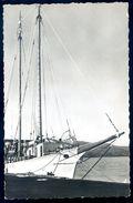 Cpsm Polynésie Expédition Marcel Talbot -- Iles Et Atolls Du Pacifique -- Voilier SEP17- 88 - French Polynesia