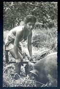 Cpsm Polynésie Expédition Marcel Talbot -- Iles Et Atolls Du Pacifique --  SEP17- 88 - French Polynesia