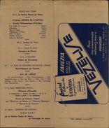 14 - TROUVILLE - Programme Du Festival International De Musique - 1951 - Plié En 3 - Programmes