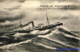 TH - Bateaux - Ville De Bordeaux - Handel