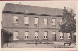 Hemiksem Hemixem Kostschool Van St. Sint Niklaas Pensionnat Vakschool Facade Buitenzicht ZELDZAAM (In Zeer Goede Staat) - Hemiksem
