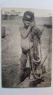 CPA - Nu Ethnique - Afrique Occidentale -  Guerrier En Herbe Jeune Cérère - South, East, West Africa