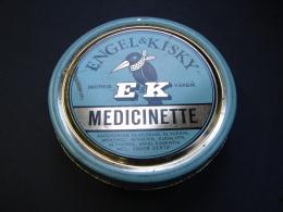 Boîte. 23. Boîte En Fer Engel & Kisky Médicinette. - Boîtes