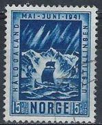 Noruega U 207 (o) Usado. 1941 - Gebraucht