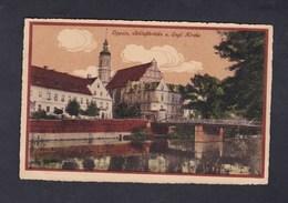 Vente Immediate Pologne Opole Oppeln Schlossbrucke U. Evgl. Kirche ( Bruno  Scholz) - Poland