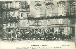 BORDEAUX  - Maison BABIAN  7, Cours Du Pavé Des Chartrons - Bordeaux