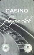 CROAZIA KEY CASINO -  Diamond Palace Casino - ZAGABRIA - Cartes D'hotel