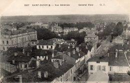 CPA SAINT DIZIER - VUE GENERALE - Saint Dizier