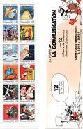 France.carnet Commémoratif Bc2515.année 1988.neuf Non Plié. - People