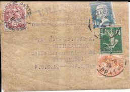 ETIQUETTE IMPRES IMPRESO L'ILLUSTRATION A PARIS A JUAN M GUGLIAMELLI SAN MARTIN BUENOS AIRES AN 1926 BELLE - Frankreich