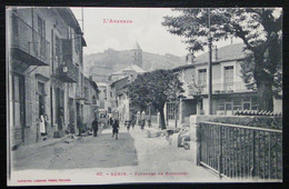 CPA AUBIN FAUBOURG DE BOURNAZEL - Autres Communes