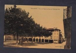 Vente Immediate Realmont (81) Place De L' Eglise Et Rue De L' Hotel De Ville ( Ed. Maison Universelle ) - Realmont