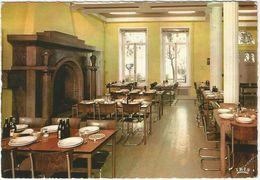 6Rm-289: CUL-DES-SARTS, Centre De Convalescene ..salle à Manger... De Postzegel Is Weggenomen.. - Cul-des-Sarts