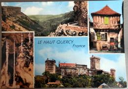 Le Haut Quecy - Autoire, Grotte De Presque, Castelnau, St Céré - France