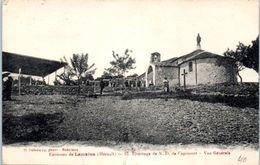 34 - Hermitage De N. D. De CAPIMONT --  Vue Générale - France