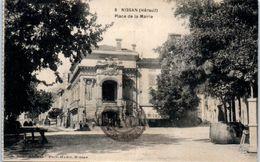 34 - NISSAN -- Place De La Mairie - Francia