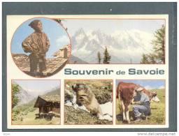 73 Carte Souvenir De Savoie  ... (cpsm) - France