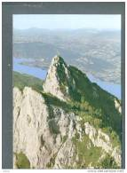 73 LA DENT DU CHAT ... La Baie De Gresine Et Le Lac Du Bourget Le Semnoz,le Parlelan ...(cpsm) - France