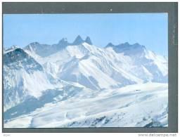73 Le Col Des Arves ...les Aiguilles D'Arves Et Le Mont Charvin  ... (cpsm) - France