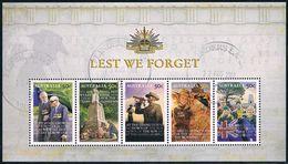 Australie - Journée De L'ANZAC BF 105 (année 2008) Oblit. - Blocs - Feuillets