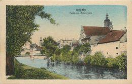 OPPELN - Partie Am Mühlgraben. - Pologne