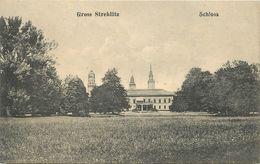 GROSS STREHLITZ - Schloss. - Polonia