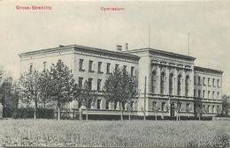 GROSS STREHLITZ - Gymnasium. - Polonia