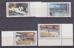 Transkei 1985 Match Industry 4v ** Mnh (37164A) - Transkei