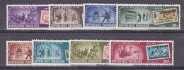 Togo 1967 70ieme Ann. Du Timbre Poste 8v Used Cto (37165) - Togo (1960-...)