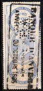 06572 Bélgica Effet De Commerce Gree En Pays Etranger Payable En Belgique - Revenue Stamps