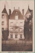 45 - Loury - Château Du Bourg - Editeur: Lenormand - France