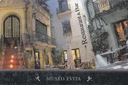 ARGENTINE CIRCA 1990s MUSEO EVITA RESTAURANT & BAR A PLACE WHERE THE MEMORY OF EVITA LIVES-BLEUP - Hotel's & Restaurants