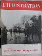 L'Illustration N° 5045 11 Novembre 1939 - Journaux - Quotidiens