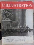 L'Illustration N° 5046 18 Novembre 1939 - Journaux - Quotidiens