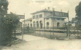 (68) RIBEAUVILLE : La Gare - Ribeauvillé