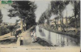13 / MARSEILLE  /SAINT ANTOINE / LES BORDS DU CANAL / LACOUR 442 - Quartiers Nord, Le Merlan, Saint Antoine