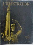 L'Illustration N° 5050 16 Décembre 1939 - Journaux - Quotidiens