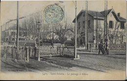 13 / MARSEILLE  / SAINT ANTOINE / LE PASSAGE A NIVEAU / LACOUR 3463 - Quartiers Nord, Le Merlan, Saint Antoine