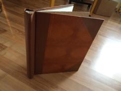 Reliure électrique Ancienne Berk 255x295 Mm -  TB état - Albums & Reliures