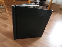 Reliure électrique Ancienne Verte 290x300 Mm -  Bon état - Albums & Reliures