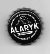 Alaryk  Brassée Par Alaryk à 34500 Béziers (parfait état - Pas De Trace De Décapsuleur) Beer - Cerveza - Birra - Cerveza
